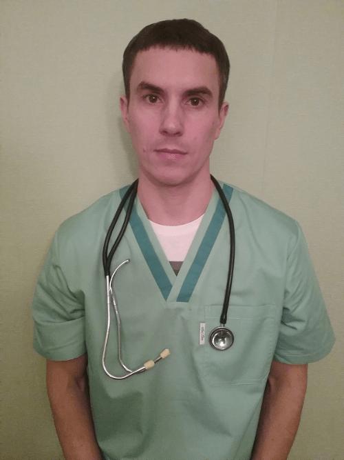 Ветеринар-травматолог в районе Фили-Давыдково города Москвы - Пынзару Александр Михайлович